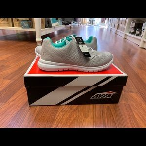Avia Grey Sneakers Women's